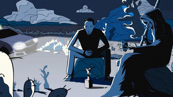 בימוי ואנימציה: טים רזומובסקי, ניהול קריאיטיב: רוני שניידר.
