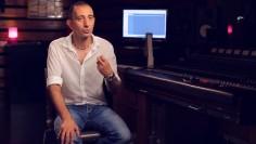שמעון בוסקילה סרטון אמן